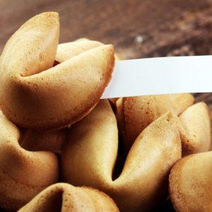 Печенье с предсказаниями индивидуальные